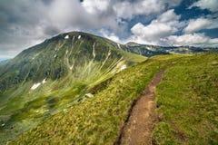 Parang mountains in Romania Stock Photography