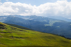 Parang Mountains Transalpina Royalty Free Stock Photo