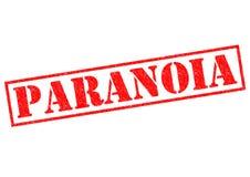paranoia Foto de Stock
