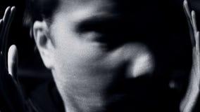 Paranoiaschizofrenipsykopat och mental hälsaoordningabstrakt begrepp arkivfilmer