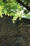 Parapeto de piedra Fotografía de archivo libre de regalías