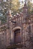 Parapetto del castello Fotografia Stock Libera da Diritti
