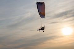 Paraplane Imagenes de archivo