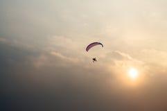Paraplane Stock Photo