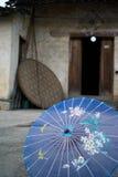 Paraplu Royalty-vrije Stock Foto