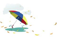 Paraplu vector illustratie