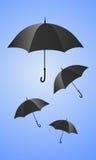 paraplu Royalty-vrije Stock Fotografie