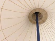 Paraplu-als abstract patroon royalty-vrije stock afbeelding