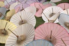 Paraplu's Royalty-vrije Stock Afbeeldingen