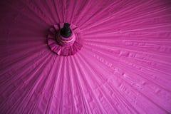 Paraplu's/document paraplu's kleurrijke, Kleurrijke achtergrond Royalty-vrije Stock Afbeeldingen