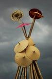Paraplu, samenvatting Royalty-vrije Stock Afbeelding