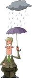 Parapluie Image libre de droits