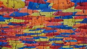 Parapluie-ciel Image libre de droits