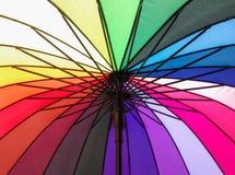 Parapluie coloré Photo stock