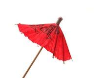Parapluie de cocktail Photos libres de droits