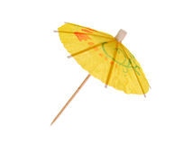Parapluie de cocktail Photographie stock