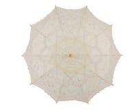 Parapluie de dentelle Photos stock