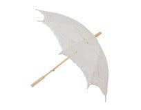Parapluie de dentelle Images stock