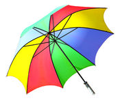 Parapluie de golf Photos stock