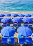 Parapluie de plage III Images stock