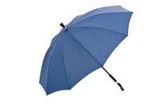 Parapluie, séparation blanche de fond Photos libres de droits