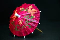 parapluie traditionnel de papier effectué Image libre de droits
