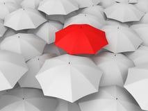 Parapluies illustration libre de droits