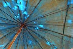 paraply Royaltyfri Bild