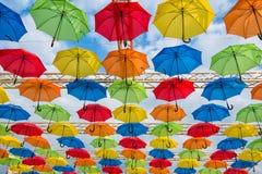 paraplyer Arkivbilder