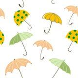 paraplyer Royaltyfri Fotografi