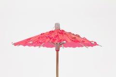 Paraplyer för coctailar Arkivbilder