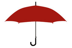 Paraplykontur Arkivbild