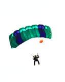 Paraquedas Tailândia Fotografia de Stock