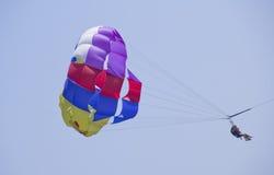 Paraquedista foto de stock royalty free