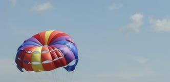 parasail Royaltyfri Fotografi