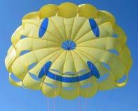 Parasail canopy Stock Images