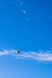 Parasail da praia Foto de Stock