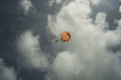 Parasail game Stock Photo