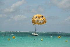 parasail ja target352_0_ Zdjęcie Royalty Free