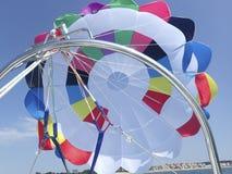Parasail parachute Royalty Free Stock Photos
