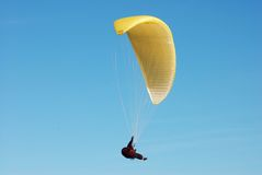 Parasailer Royalty Free Stock Images