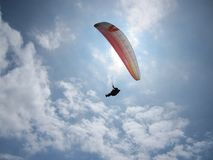 Parasailer Royalty Free Stock Image