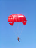 Parasailing photographie stock