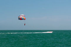 Parasailing Royalty Free Stock Photos
