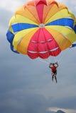parasailing Fotografia Stock