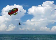 Free Parasailing In Bahamas Stock Photography - 5817702