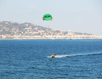 Parasailing2 Royalty Free Stock Photography