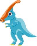 Parasaurolophus Photo libre de droits