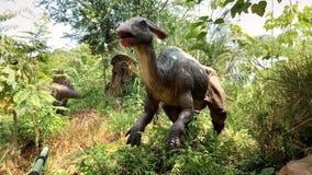 Parasaurolophus Photographie stock libre de droits