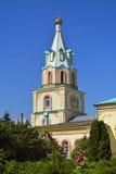 Paraskeva Church. Russian eclecticism architecture Stock Photos